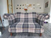 Moray 2 seater 'cuddler' sofa