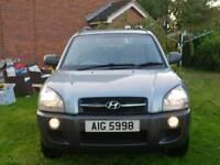 Hyundai Tuscon 2005 2l