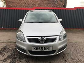 Vauxhall zafira 1.6, 7seater, immaculate inside out!!