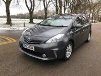 2013(13) TOYOTA PRIUS PLUS (7 SEATER)***ONE OWNER***UK MODEL HYBRID AUTO FSH CAN PCO zero road tax