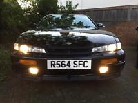 Nissan 200sx S14a! Completely Standard! SR20DET UK Auto. Very Clean Car!