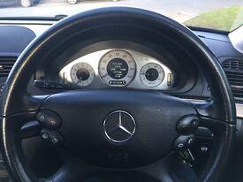 Mercedes E220 Avantgarde, Full leather interior , perfect condition