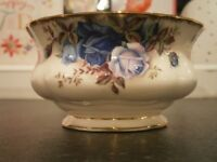Royal Albert Sugar Bowl Moonlight Rose design