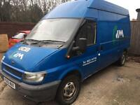 Transit lwb spares or repairs