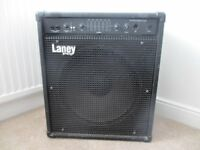 LANEY HCM120B HARDCORE MAX BASS AMPLIFIER – GOOD WORKING ORDER