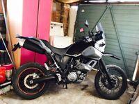 yamaha xt660z tenere(adventure motorbike)not gs, ktm.may swap light enduro 250cc-450cc