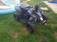 Kids elecric quad spares or repairs, needs a new motor and four new tyres, used for sale  Newport