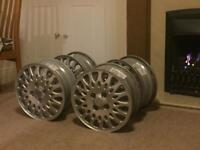 """Vauxhall alloy wheels 14"""" 4x98"""