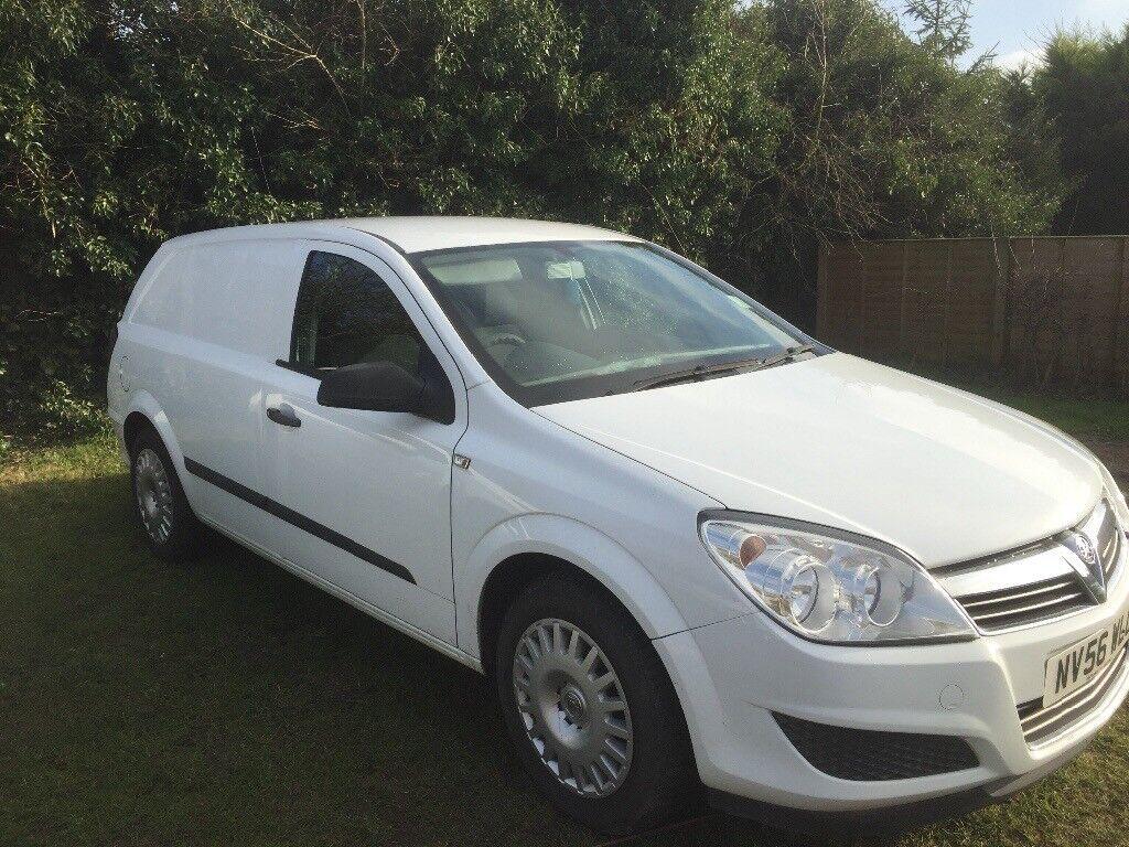 Vauxhall Astra Van 2007 to 2013 Bonnet