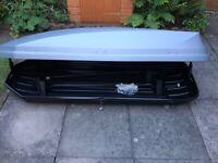 Car Roof Box & bars