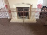Fire guard excellent condition bought but never used