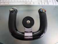 Official Xbox 360 Wireless Controller Speed Racing Steering Wheel