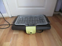 Tefal grill, Tefal adjust grill, good size for camping, caravan etc