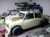 Classic mini project 1984 REDUCED