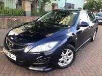 Mazda 6 2011 (11reg) Diesel, Manual, Mileage 122k PCO & MOT Ready, Good Condition Prius,,