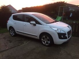 2013 Peugeot 3008 1.6 Hdi Active *** Only 26,000 miles ***