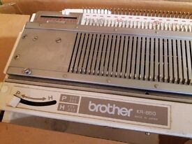 Brother 850 Ribber