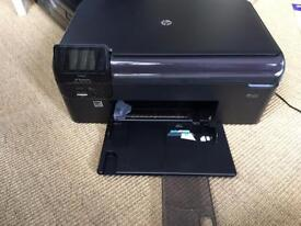 HP Wireless Photosmart B110 series printer, scan, copy