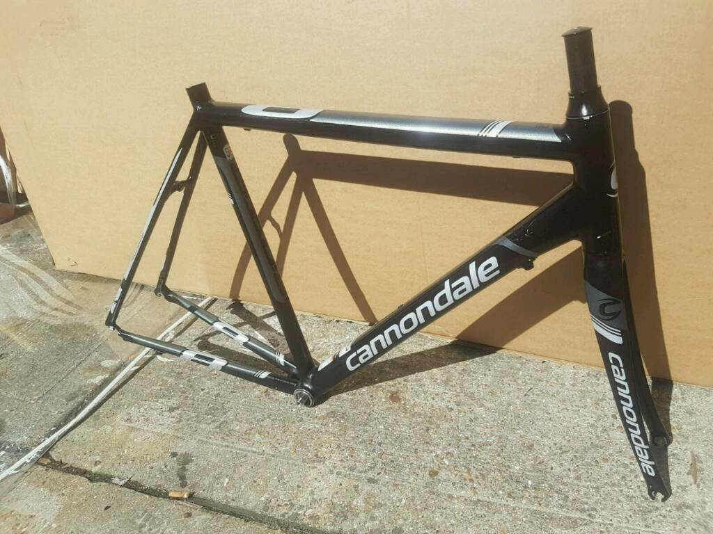 Cannondale Caad 8 frameset with shimano gears specialized handlebars