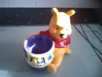 Winnie the pooh egg cup.