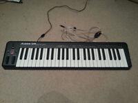 Alesis Q49 Midi Keyboard Controller