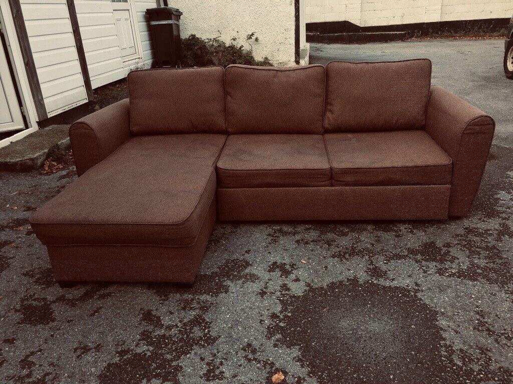 Corner Sofa Bed With Storage In Kingsteignton Devon Gumtree