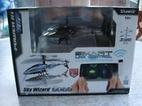 Silverlit Sky Wizard 3 Channel Smart Link Control Helicopter