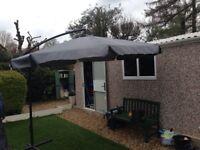 Hanging Garden Umbrella Parasol Sunshade