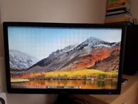 [urgent] 27-inch Full HD LCD Monitor Black in great condition
