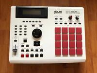 Akai MPC 2000XL White Matt