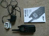 Intek MT5050 radio / walkie talkie