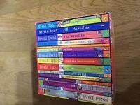 Roald Dahl box set