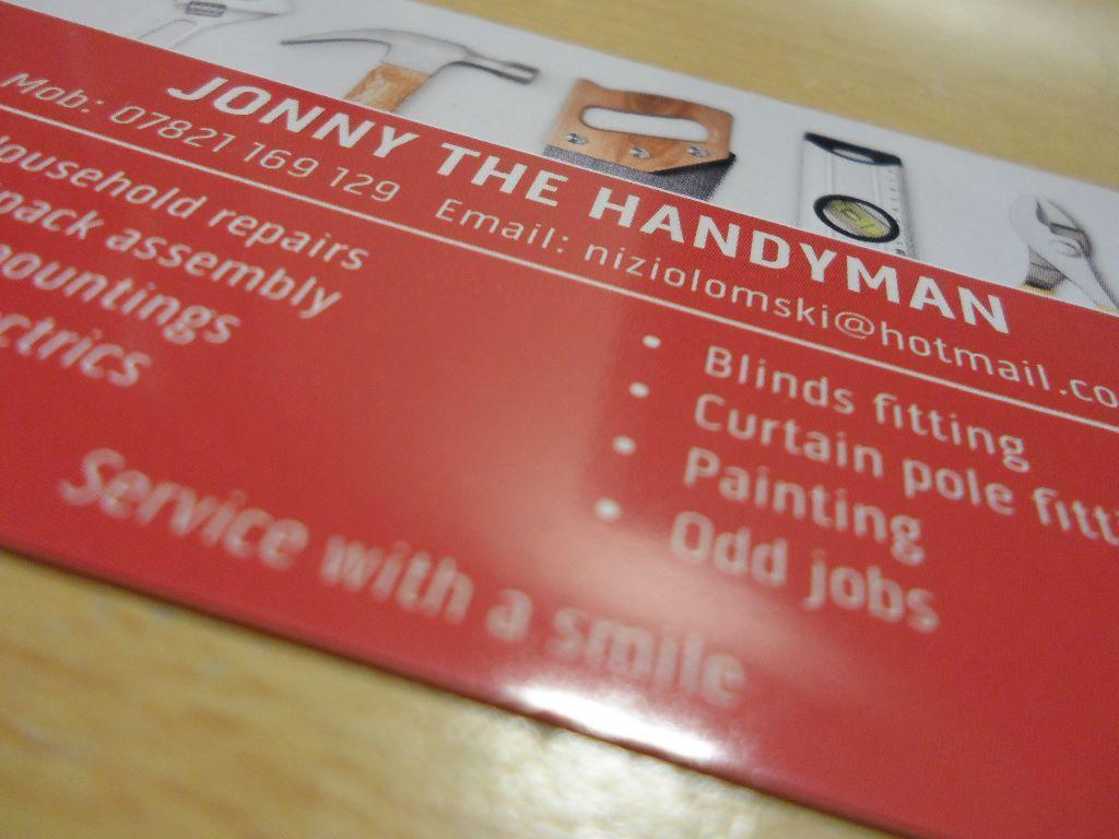 Flat Pack Assembly Specialist & Handyman. Prices from £30. Coventry, Birmingham & Warwickshire