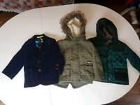 12 to 18 months old baby boys coats