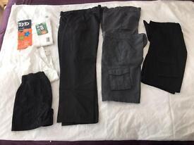 Bundle of boys school uniform 9-10years