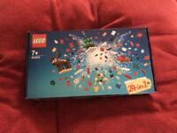 Lego 24 in 1 Christmas set (40253)