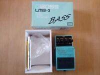 Boss LMB - 3 Bass Pedal
