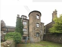 Two bed upper flat NEWBURGH High St Main bus route . Furnished or unfurnished River Views CHDG