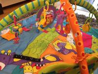 Tiny Love Gymini Kick and Play Activity Mat (Baby Gym)