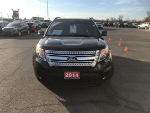 2014 Ford Explorer XLT, Leather, Navigation !! Windsor Region Ontario image 4