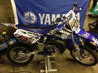 Yamaha yz 85 Racing track bike