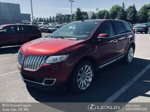 2015 Lincoln MKX *NOUVEL ARRIVAGE* TOIT PANO *