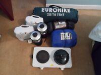 Assortment of Camping Gear