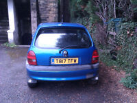 Corsa B 1.2 sxi no MOT,good engine