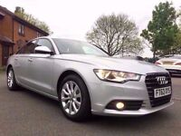 2014 AUDI A6 2.0 TDI**24,000 MILES***3 YEARS AUDI WARRANTY **FULLY LOADED