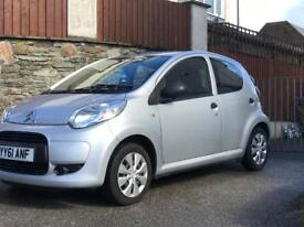 Citroen C1 1.0 vtr 61 Reg Very low mileage 5 door FSH
