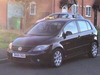 VW Golf PLUS 2.0 GT TDI..