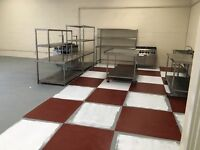 Commercial kitchen to rent White Hart Lane