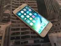 iPhone 6s 128gb unlocked like new+apple warranty