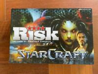 Risk STARCRAFT Collectors Edition Board Game NEW